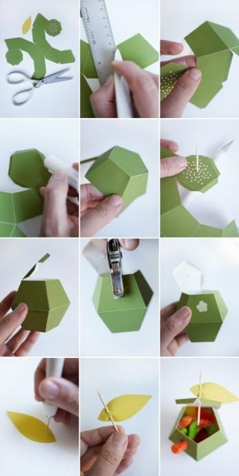 Коробочки для подарков друзьям
