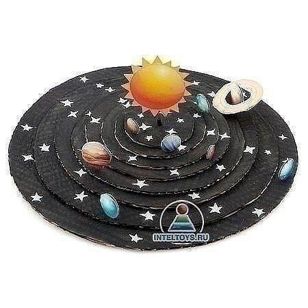 """Поделка """"Солнечная система"""""""