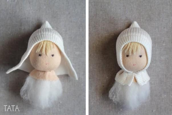 Лялечка в колыбельке