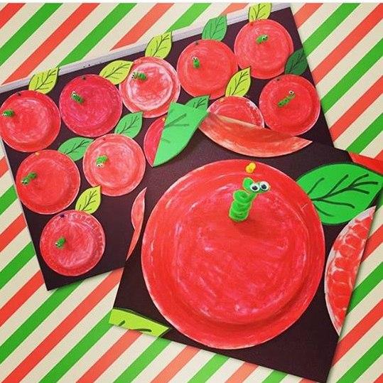 Самые разные идеи поделок фруктов и ягод