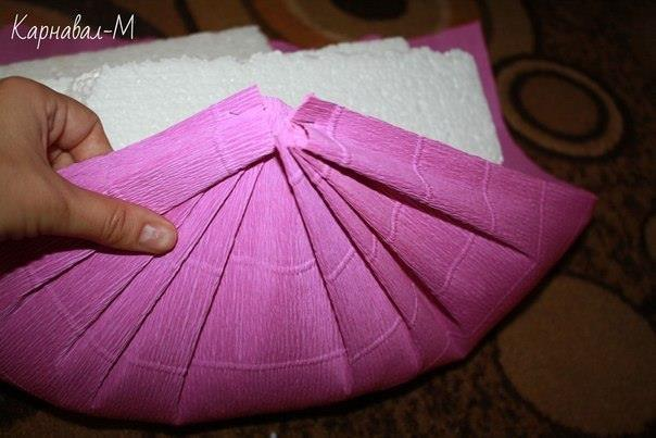 Конфетная сумочка 5