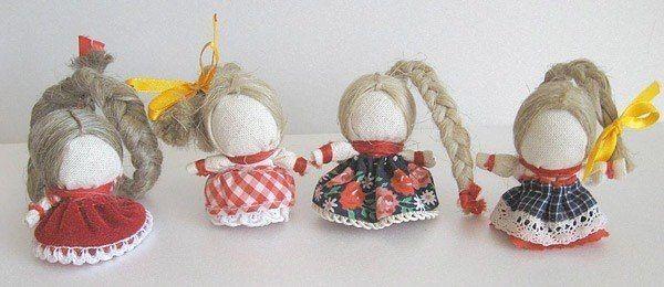 Кукла счастья