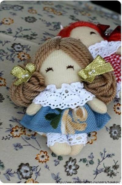 Малeнькие куколки 5