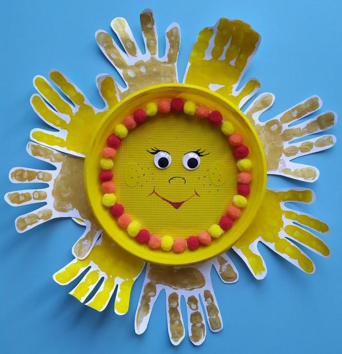 Детские поделки из одноразовых тарелок: идеи