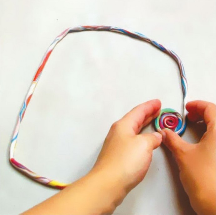 Пластилиновая улитка