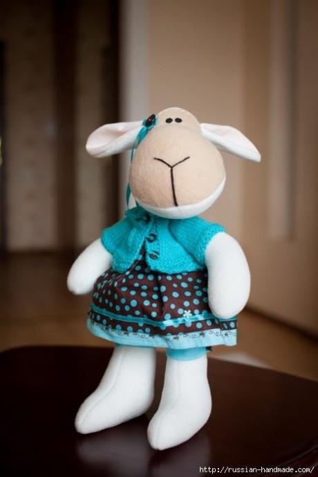 Тильды овечки
