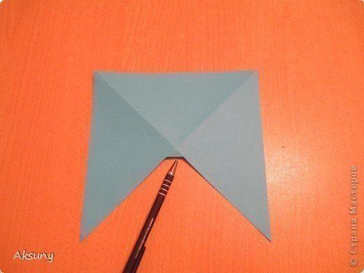 Бумажный бантик 2