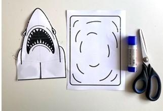 Объёмная акула