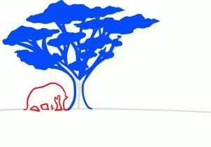 Рисуем сафари