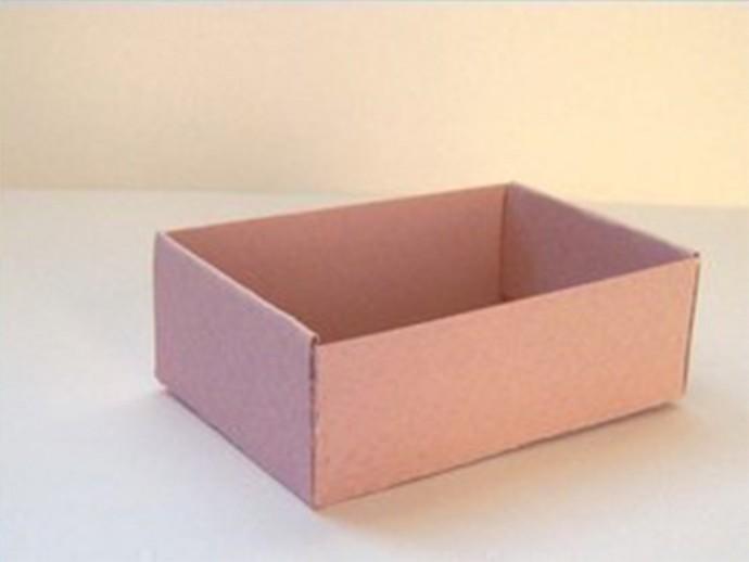 Делаем с детьми коробочку