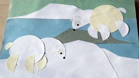 Белые медведи 4