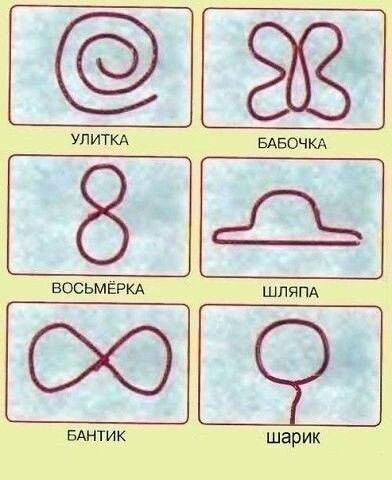 Игры с веревочкой