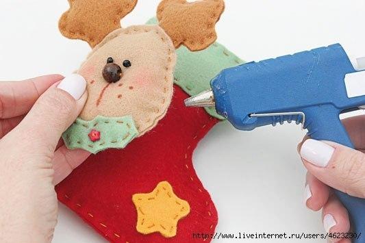 Мягкая игрушка детскими руками 7