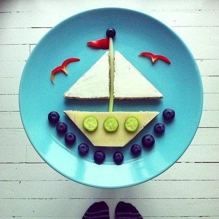 Идеи веселых завтраков