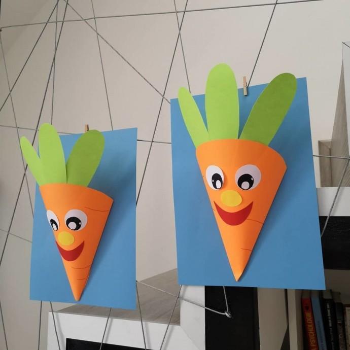 Милые морковки