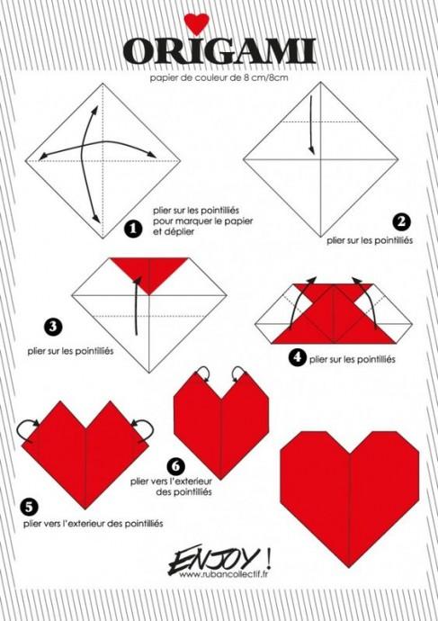 Закладки-оригами 4