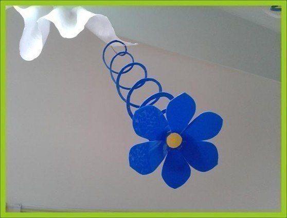 Цветы-подвески 1