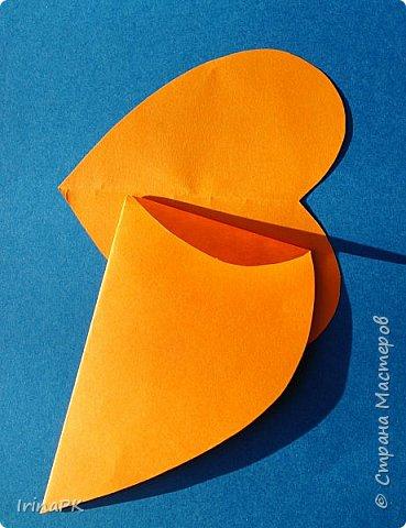 Объемная мартышка из бумаги