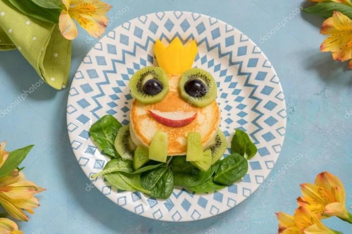 Развитие фантазии через украшение еды