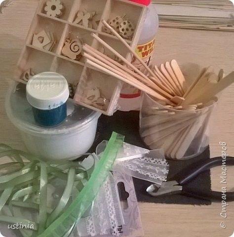 Декоративные домики-скворечники из палочек от мороженого: мастер-класс