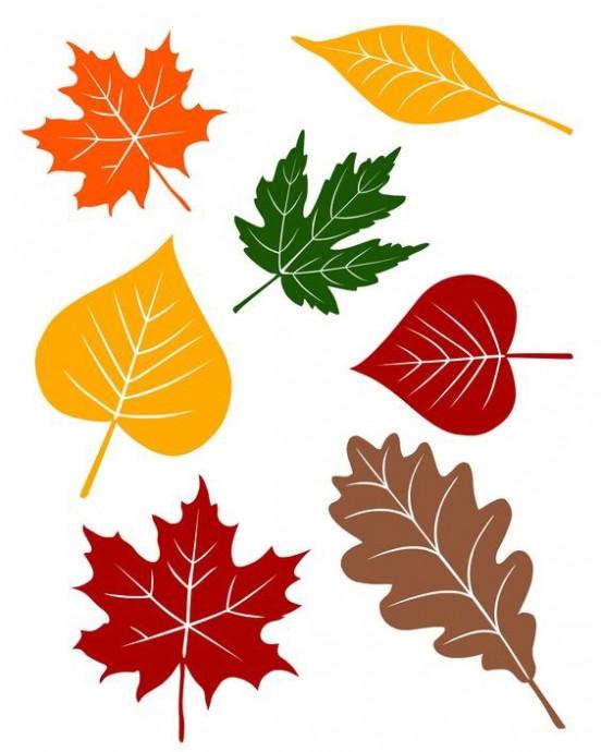 Осенние мобили