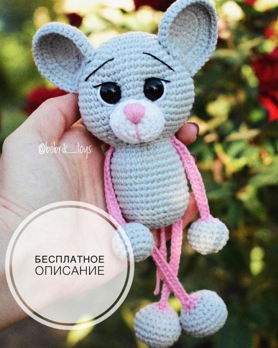 Погремушка мышка
