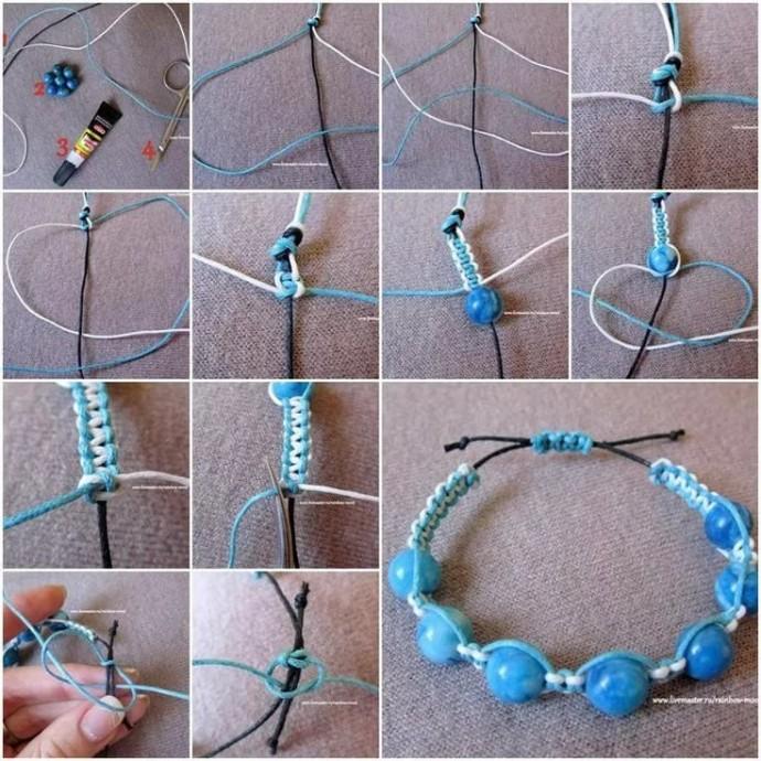 Плетем браслетики