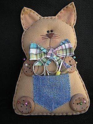 Котик-органайзер