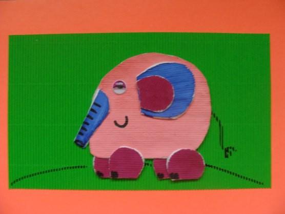 Картины, созданные  из ватных дисков: идеи для творчества с детьми