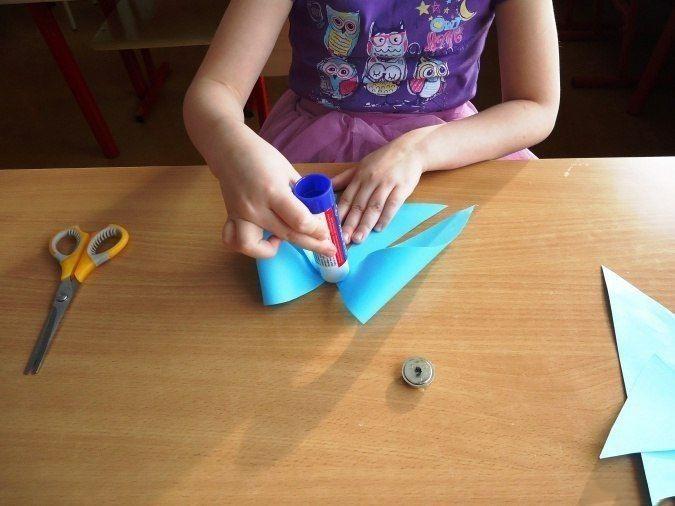 Бантики-оригами 4