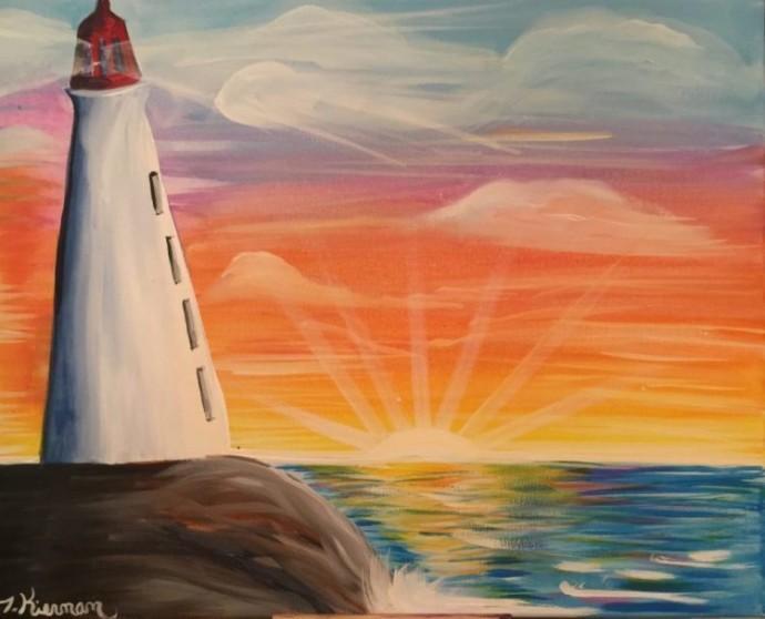 Рисуем маяк