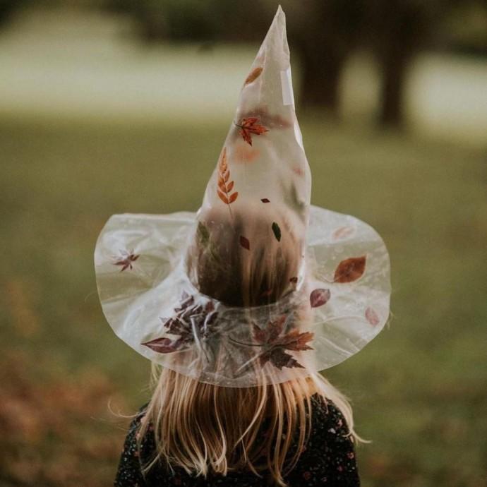 Шляпа лесной феи