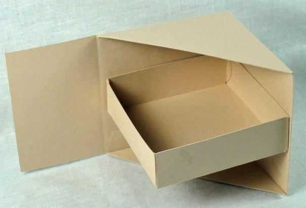 Интересная коробочка с ящиками 6