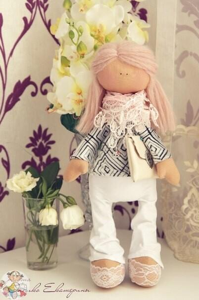Куколка, у которой есть все шансы стать самой любимой