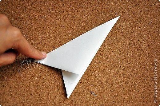 Как правильно складывать бумагу для вырезания снежинок