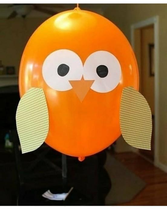 Веселые поделки из воздушных шариков 6