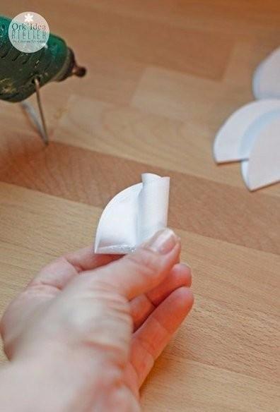 Шикарный букет из обычной бумаги