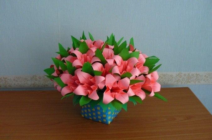 Чудесные лилии