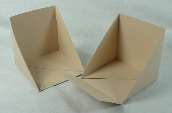 Интересная коробочка с ящиками 4