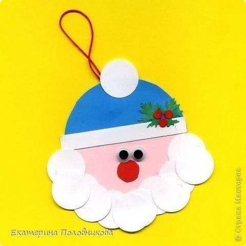 Игрушка на елку Дед Мороз