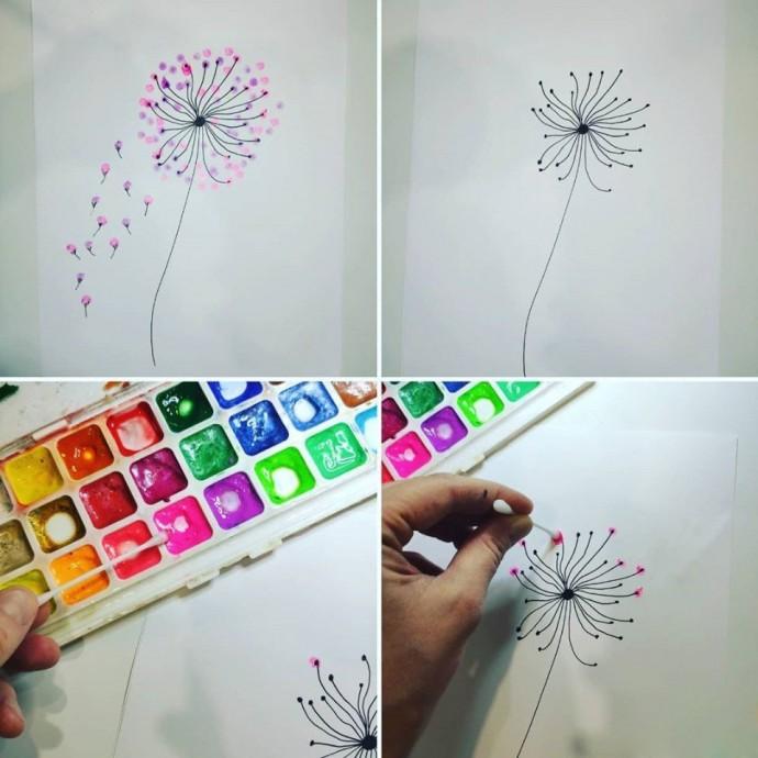 Учимся красиво рисовать вместе с ребенком