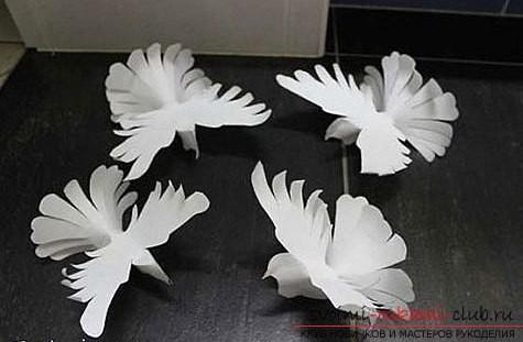 Создаем голубя детскими руками