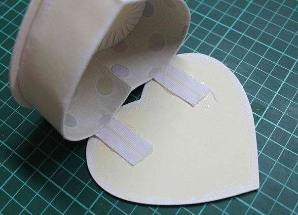 Шкатулочка из бумаги