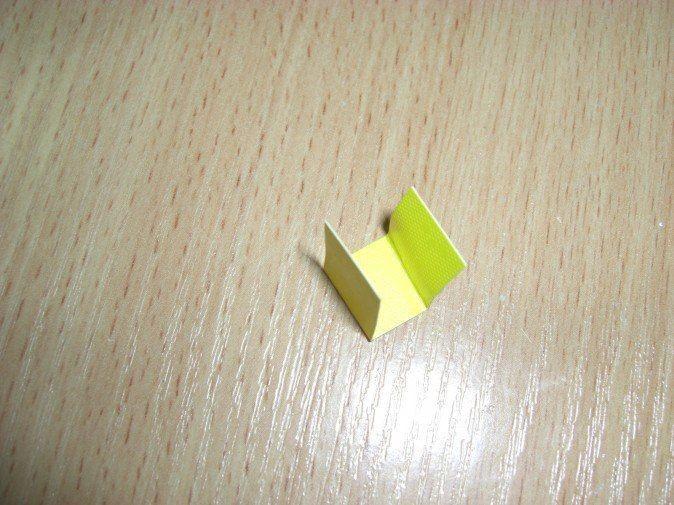 Самолетик из картона 4