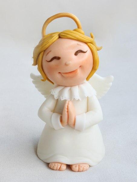 Рождественский ангелочек 0
