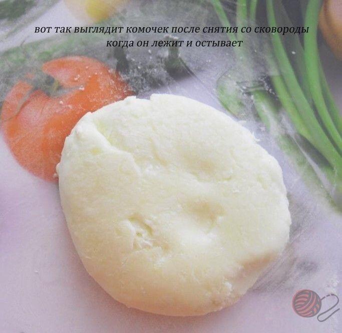 Чудесный рецепт холодного фарфора для детских поделок, который получается всегда