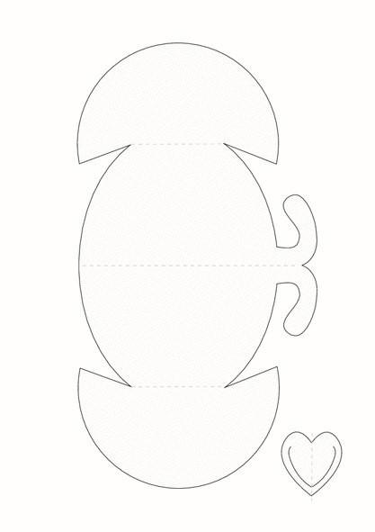 Объёмные чашки