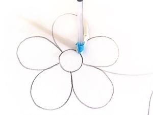 Аппликация из бумаги: техника торцевание