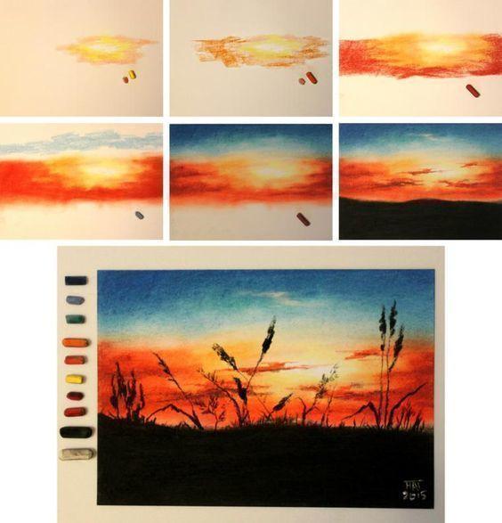 Рисуем простые картины