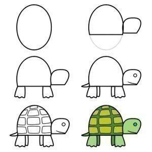 Уроки рисования для самых маленьких
